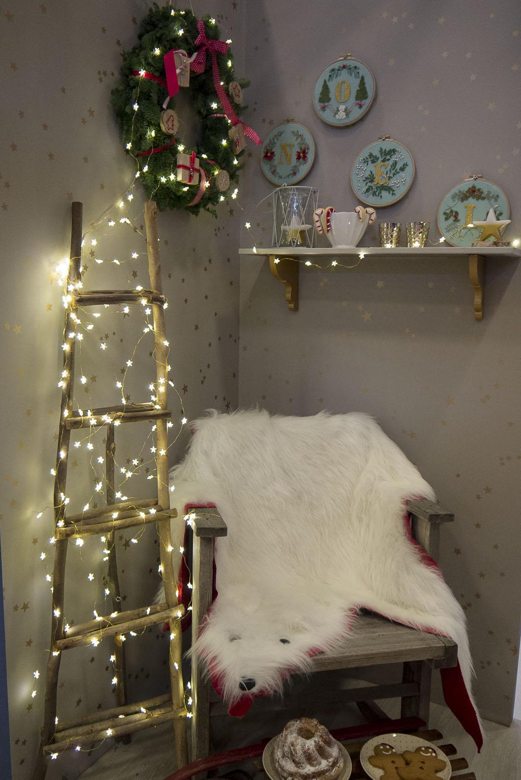 Retrouver toutes les créations du dernier Marie-Claire Idées spécial Noël pour décorer, s'inspirer...