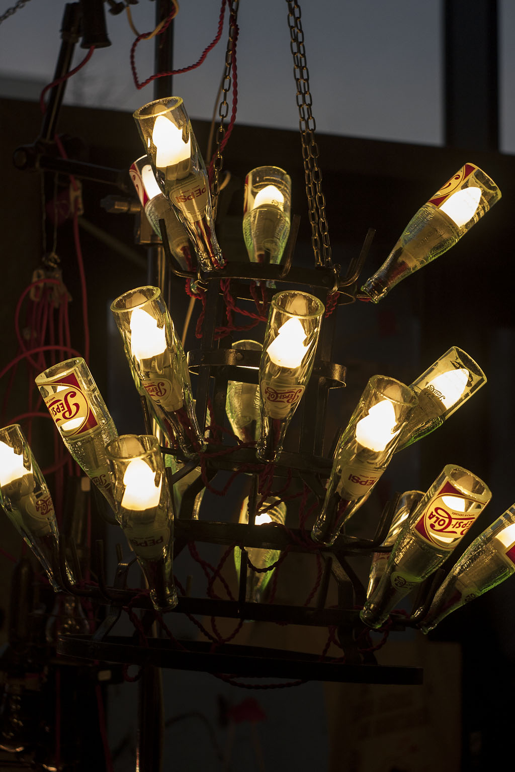 Luminaire de Jean-Laurent Agrinier