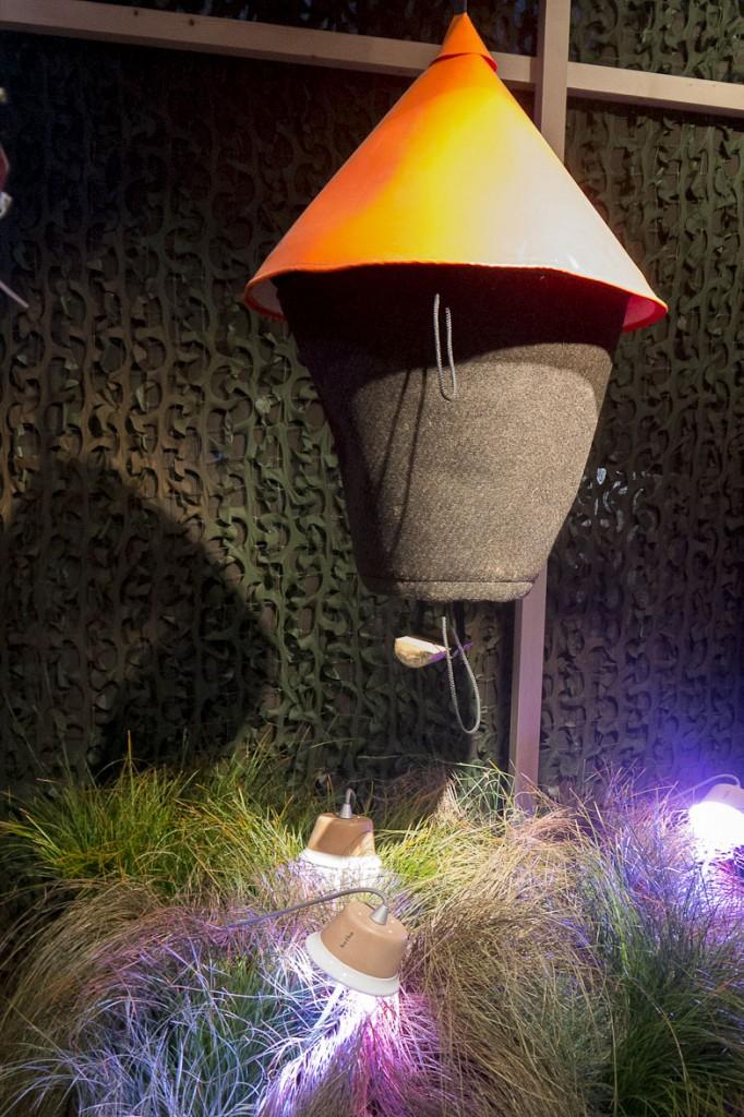 Ruche nid d'abeille par Godefroy de Virieu Bacsac pour Nature & Découvertes