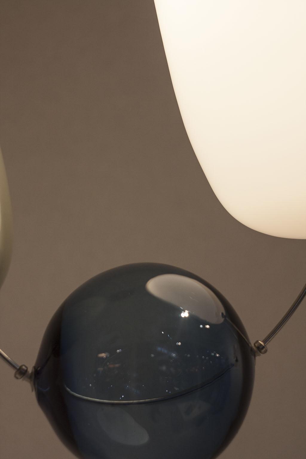 Lampe Hely Jewel par Katriina Nuutinen (Filande) (2009)