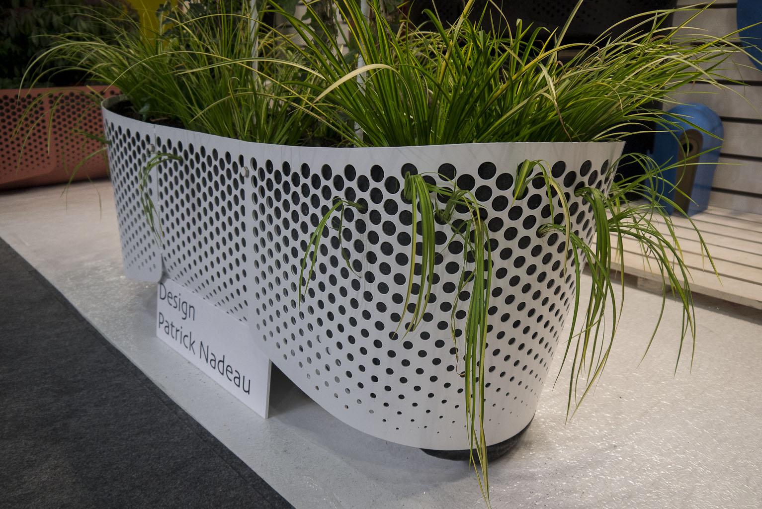 Nouveautés Laorus pour le jardin, innovations avec l'architecte designer Patrick Nadeau