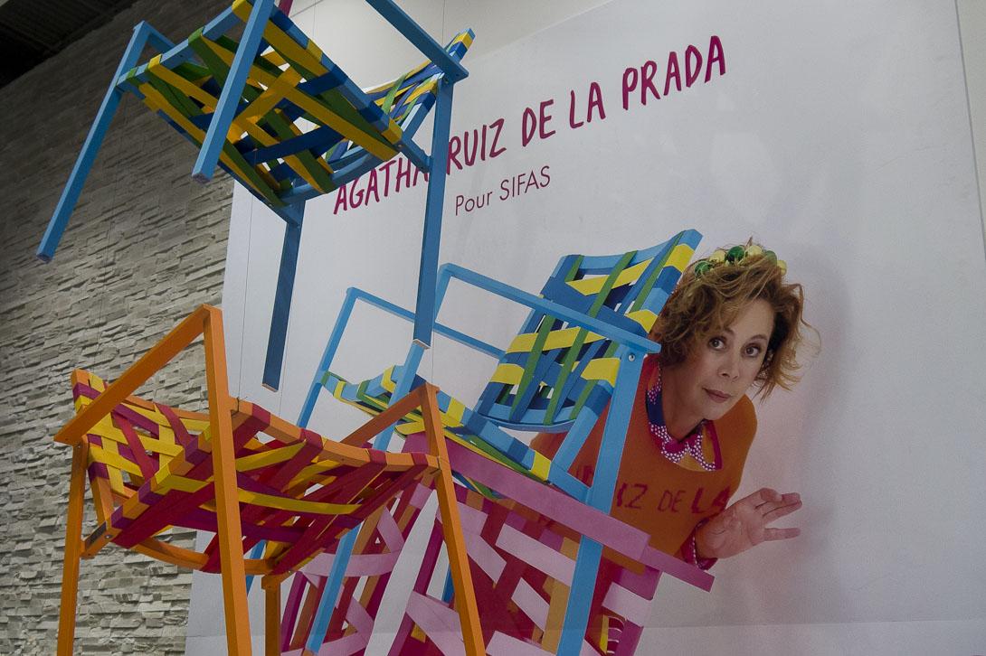 Nouvelle collection Agatha Riz de la Parda pour SIFAS