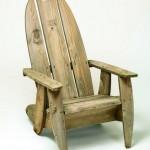 """Fauteuil Dedo Deda... le fauteuil de jardin """"seconde peau"""""""