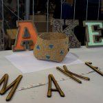 Retour sur la Foire de Paris qui accueillait le Maker Faire Paris et le salon du Printemps du DIY