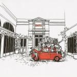 MERCI, Un concept solidaire et généreux...  très prochainement à Paris