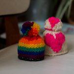 Tricot solidaire - Les smoothies innocent ont mis leur bonnet !